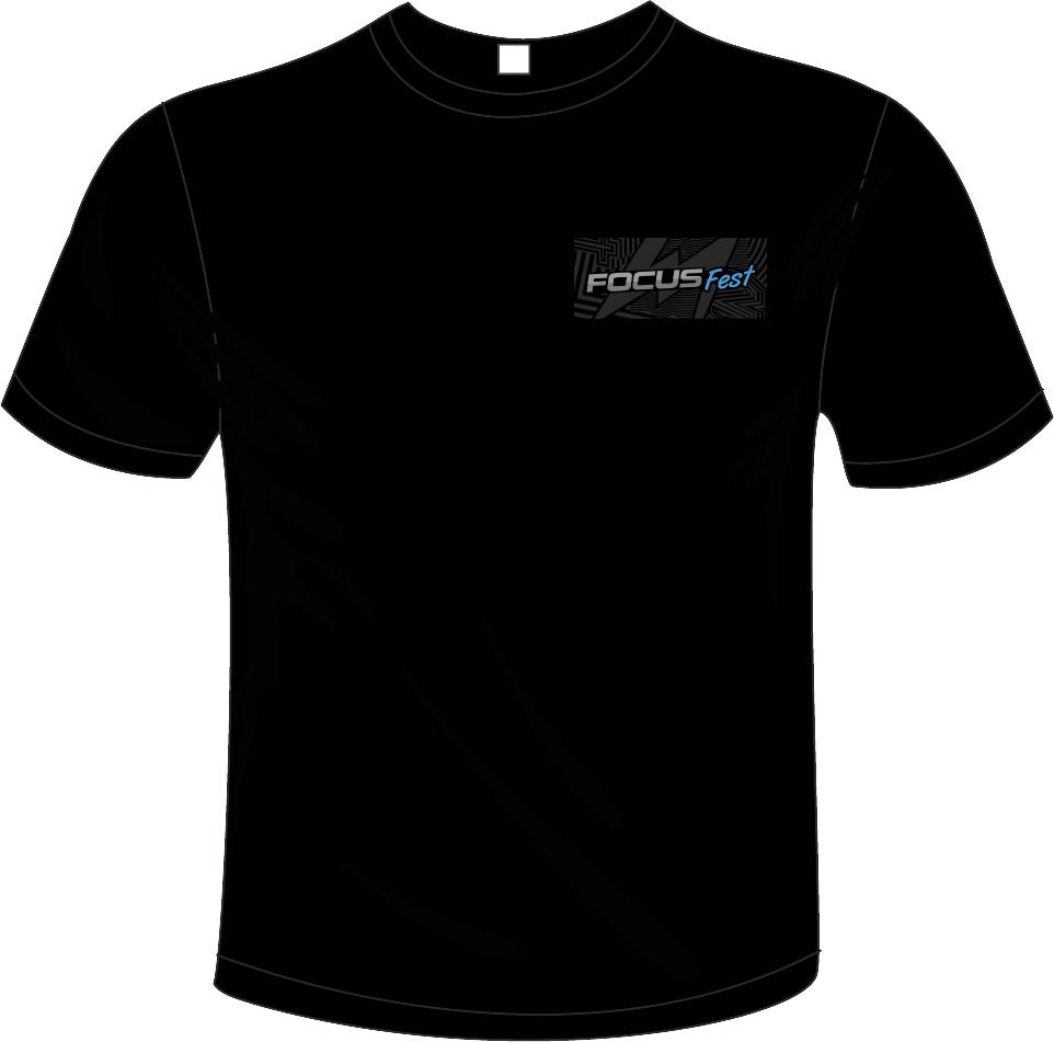 Focusfest st fest t shirts