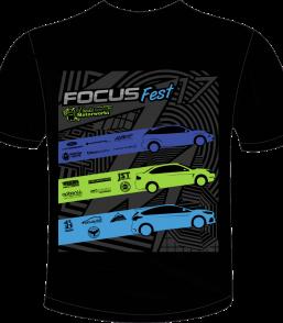 FocusFest & ST Fest T-Shirts